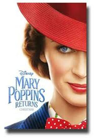 Plusfilm: Mary poppins Returns